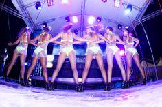 Papaya Zrce - Party Girls in Novalja #Zrce #Novalja #Pag #Kroatien #Croatia #Adria #Island #Beach #Sun #Happy #Clubbing #Party http://zrce.eu