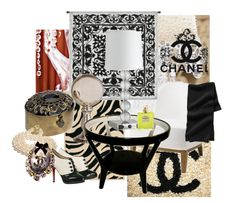 Decorate your home like Coco Chanel - home decorating ideas inspired by Coco Chanel's Paris apartment