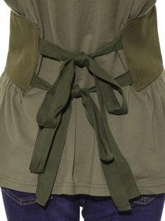 コルセットベルトTシャツ(Tシャツ)|FRAY I.D(フレイ アイディー)|ファッション通販|ウサギオンライン公式通販サイト