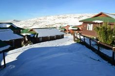 Stay in the snow - Tiffindell, Barkley East, Eastern Cape, South Africa