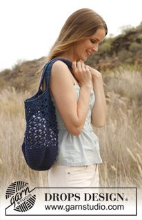 Free patterns using DROPS Bomull-Lin by DROPS Design