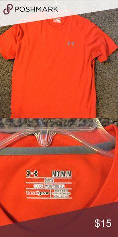 Under Armour dry wick heat gear NWOT under armour heat gear dry wick tee Under Armour Shirts Tees - Short Sleeve