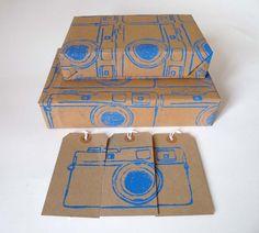 camera paper