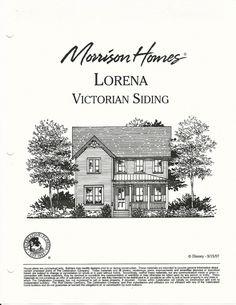 Lorena Victorian Siding Floor Plans in Celebration FL Celebration Florida, Morrison Homes, Model Homes, Floor Plans, Victorian, How To Plan, Celebrities, Celebs, Foreign Celebrities