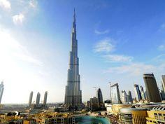 Cuáles son los 10 edificios más altos del mundo