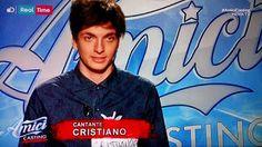 "TARAStv: ""TALENTI TARANTINI"" CRISTIANO COSA"
