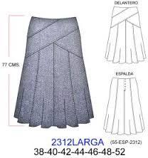 Resultado de imagen para faldas de moda para cristianas