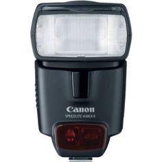 Canon Speedlite 430EX II Flash for Canon Digital SLR Cameras: Camera & Photo. $199 via Amazon.com, London Drugs, Best Buy.