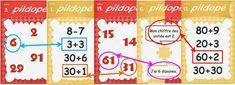 """IPOTÂME ....TÂME: CP début CE1 : """"le Pildopé"""" jeu numération"""