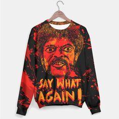 Pulp Fiction, Fan art, Fashion, tshirt, sweatshirt