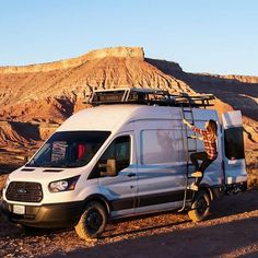 @vannathetransit Ford Transit with Aluminess gear lets her live out childhood dreams of a tree house...on wheels! .  #aluminess #roofrack #ladder #transittuesday #ford #fordtransit #fordtransitvan #vanconversion #campervan #adventurevan #adventuremobile  #transitconversion #transitvan #exploreutah