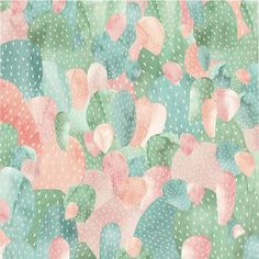 Watercolor Texture, Watercolor Background, Abstract Watercolor, Abstract Art, Cactus Illustration, Desert Cactus, Desert Flowers, Background Patterns, Textured Background