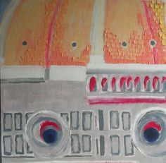 Fiorenze - Nieuwe kunst expositie op Landgoed Zonheuvel van 15 dec. 2012 t/m 15 maart 2013. Mirjam van de Kerkhof www.atelieramie.nl