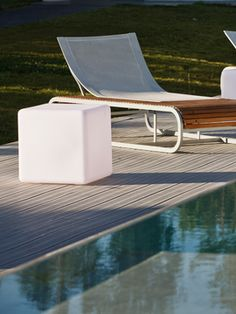 Cube 17 LED Lamp from March into Spring: Get Outdoors on Gilt