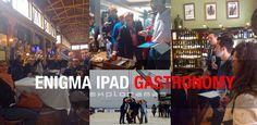 Una experiencia exquisitamente divertida la que hemos organizado esta semana en Santander. El Enigma iPad Gastronomy, una forma original e interactiva de descubrir este destino a través de su historia, sus secretos y, por supuesto, su gastronomía.