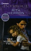 The Missing Twin by Rita Herron - FictionDB Twins, Author, History, Cover, Books, Historia, Libros, Book, Blankets