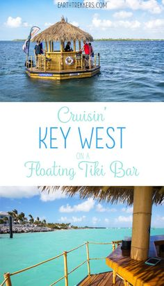 Key West Tiki Bar Bo
