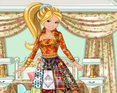 Barbie Yamalı Elbise Modası - www.sueoyunlari.net