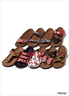 8321c967b204 Too much adorbness lil birkis! Birks SandalsBirkenstocksDisney ShoesWomen s  ...