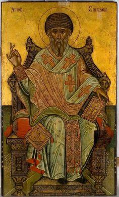 Aγ. Σπυριδων.St Spyridon 12 Dec