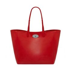 Mother's Day Gift Ideas - Mulberry - Medium Dorset Tote in Bright Red Soft Nappa Bon Marché Rive Gauche, Bags 2014, Mulberry Bag, New Handbags, Summer Bags, Red Shoes, Bag Sale, Fashion Accessories, Satchel