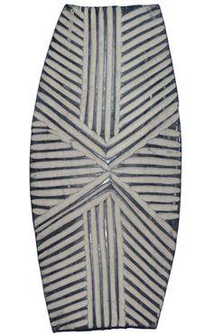 Tribal Patterns, White Patterns, Quilt Patterns, Vases, Indigenous Art, Aboriginal Art, Sculpture, African Fabric, Wood Wall Art