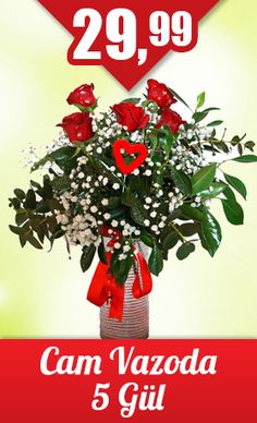 Antalya'nın çiçek marketi Küresel Çiçekçilik ile mis kokan çiçekler kapınızda