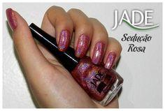 Sedução rosa - jade cosméticos