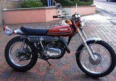 Yamaha 36 RT3 1973