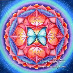 Butterfly Spirit Mandala http://timeavarga.com/