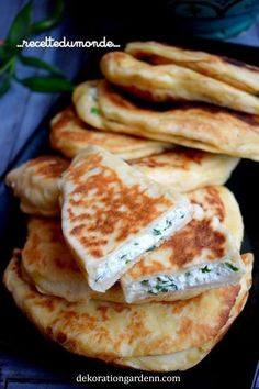 Ramadan recipes 339177415682930861 - Gözleme – crêpes Turque – farcies Feta persil Source by Crepes, Vegetarian Recipes, Cooking Recipes, Healthy Recipes, Ramadan Recipes, Turkish Recipes, Street Food, Food Inspiration, Love Food
