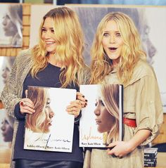 13 Times the Olsen Twins Warmed Our Hearts With Silly Grins | WhoWhatWear AU