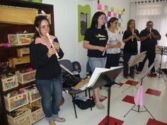 Flutista 2!!! Seminario Contralto com a Cristal Velloso 2010! Magistral!!!