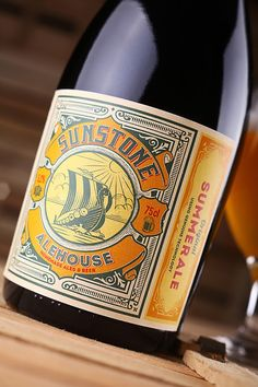 Sunstone Alehouse on Packaging of the World - Creative Package Design Gallery