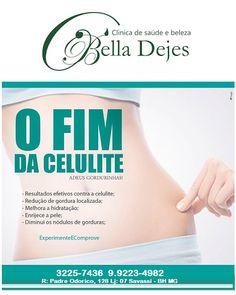 Bella Dejes: Acabe de vez com aquelas indesejáveis gordurinhas ...