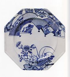 white earthenware, printed, circa 1875-1885, made by Brown-Westhead, Moore & Co., England