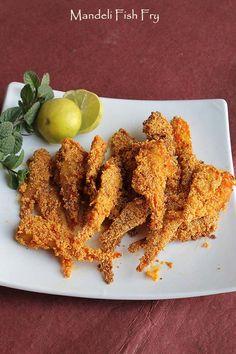 Mandeli Fish Fry - Goan Mandeli Fish Fry - Flavors of Mumbai