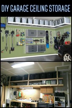 Would this help you organize your workshop or garage?