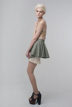 :: vintage shorts::