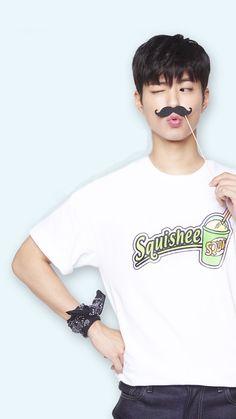 i want this shirt Asian Actors, Korean Actors, Korean Celebrities, Celebs, Park Bo Gum Wallpaper, Park Bogum, Kim Yoo Jung, Seo In Guk, Love Park