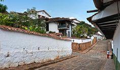 Calle de Barichara / Santander / Colombia | Flickr - Photo Sharing!
