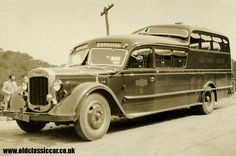 1933 Thornycroft-Bus