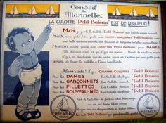 Beatrice MALLET, Imagière: Conseil de Marinette - Petit Bateau