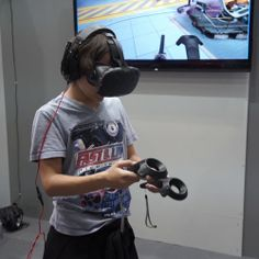 Latest Virtual Reality Gadgets coming to change the gaming industry. Latest Technology Updates, Tech News, Virtual Reality, Gadgets, Gaming, Home Appliances, Change, House Appliances, Videogames