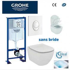 Mitigeur lavabo chromé GROHE Swift salle de bain