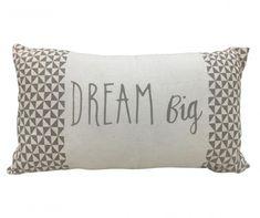 Poduszka dekoracyjna Dream Big 30x50 cm