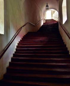 Pernštejnské vstupní schodiště