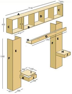free bookcase headboard plans diy projects pinterest woodworking plans queen size and. Black Bedroom Furniture Sets. Home Design Ideas