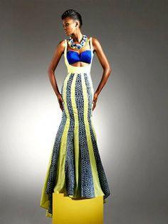 modele de robe en pagne Archives - Thacrunch