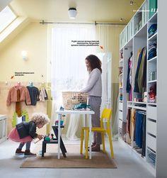 IKEA - Ikea 2016 Kataloğu: Hayatı Güzelleştiren Küçük Ayrıntılar! Elbise dolabı